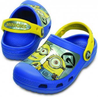 Die Kids werden diese Schuhe genau wie ihre Figuren lieben!