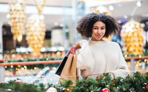 Hoher Umsatz im Weihnachtsgeschäft