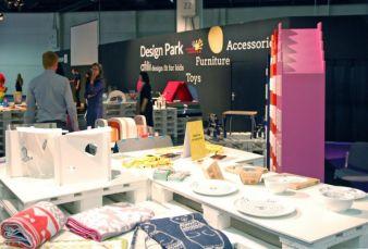 Der afilii-Design Park bietet eine Ausstellungsfläche für kreative Kindermöbel, Wohnaccessoires und Spielprodukte.