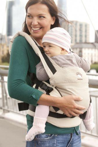 Erfolg auf ganzer Linie: Die Babytrage manduca von Wickelkinder gewann in diesem Jahr mehrere Preise.
