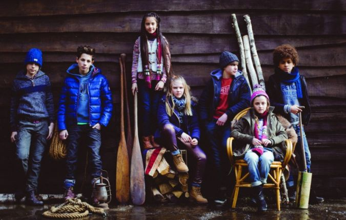 Soll im kommenden Jahr auf Erfolgskurs gehen: die Mode von Petrol Industries Kids.