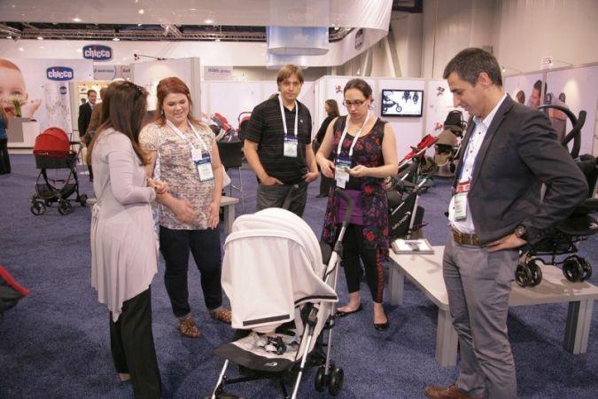 Die ABC Kids Expo ist der perfekte Ort, um Einkäufer und (Groß-)Händler aus der ganzen Welt zu treffen.