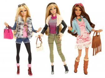 22.07.2014: Barbie kränkelt
