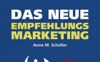 Anne M. Schüller zeigt, wie Unternehmen durch erfolgreiches Empfehlungsmarketing in aller Munde sind.