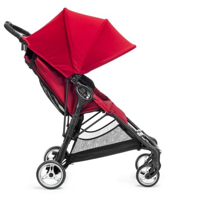 Baby Jogger ist bekannt für seine Kinderwagen – hier das Leichtgewicht CITY MINI ZIP mit patentierter Quick Fold-Mechanik.
