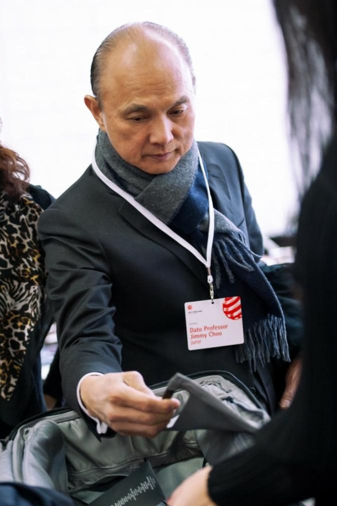 Red Dot-Jurymitglied Jimmy Choo