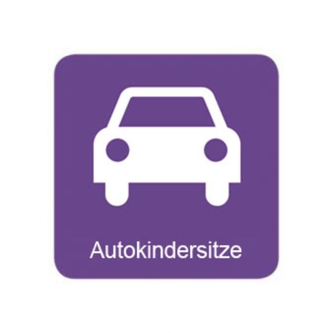 Icon-Autokindersitze