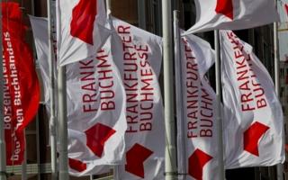 Im Oktober trifft sich die Buchbranche in Frankfurt.