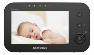 Mit den neuen Samsung Videophones haben Eltern ihre Schützlinge immer im Blick.