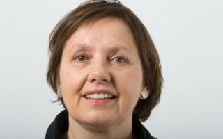 Angela Krause, Referentin der Geschäftsleitung im dlv – Netzwerk Ladenbau.