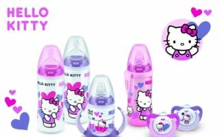 NUK Edition Hello Kitty 2015