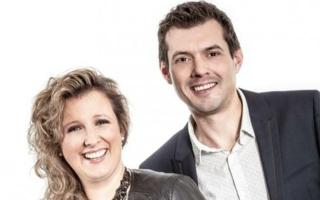Gut lachen haben Jeannine Merkl und Alexander Popp, die beiden Geschäftsführer und Gründer-Enkel von Gesslein.