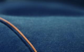 manduca XT Cotton denimblue-toffee detail-4c