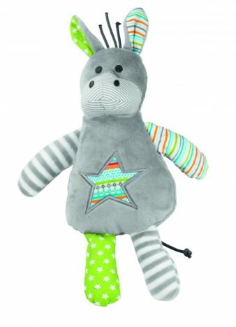 Der kleine Esel ist die Hauptfigur der Reihe Loveable Donkey.