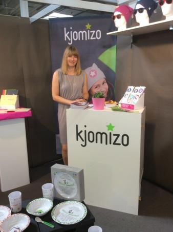 Simona Albers hofft auf regen Besuch und gute Geschäfte.