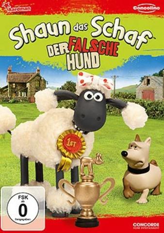 """Shaun das Schaf - Der falsche Hund"" (alle Cover: www.concolino.de)"