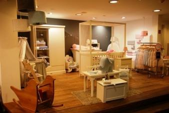 Kindermöbel gehören bei KorbMayer ebenfalls zum Sortiment.
