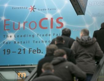 Die EuroCIS in den Hallen 9 und 10 des Düsseldorfer Messegeländes ist täglich von 10 bis 18 Uhr geöffnet.