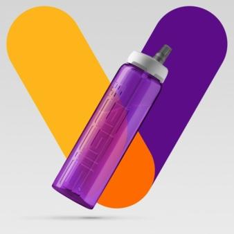 SIGG setzt seit kurzem auch auf Kunststoff.