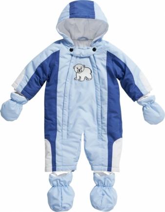 Playshoes goes Winter und erweitert sein Portfolio um Schneebekleidung für Babys...