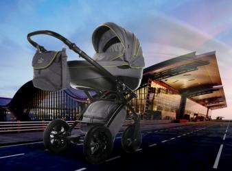 Der Be Carbon glänzt durch technische Funktionen und Ausstattungsmerkmale wie eine anpassbare Gestellfederung.