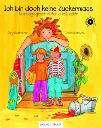 Gesine Hansen hat das Präventions-Buch kindgerecht illustriert.