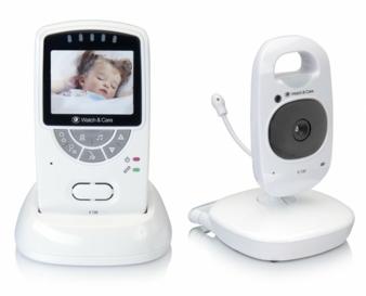 Behält das Kind im Auge: das Watch & Care V130.