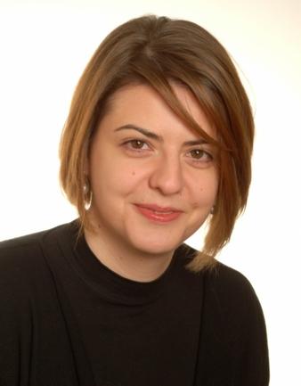Antonia Stefanova: Vertrieb Außendienst