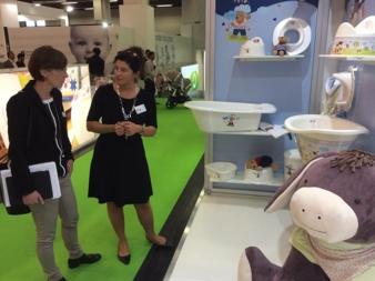 Rotho-Marketingleiterin Silvia Emge