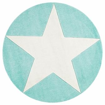 Livone, Happy Rugs STAR 133 cm, mint, VK 109,00 €
