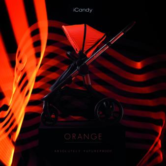 New iCandy Orange Pushchair