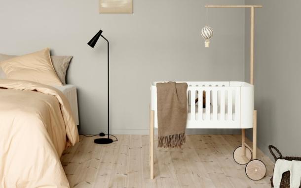 "Multifunktionales Babybett ""Wood"""