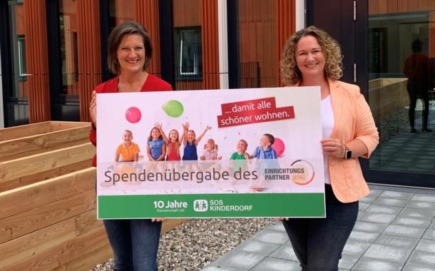 Möbelspenden für SOS-Kinderdorf