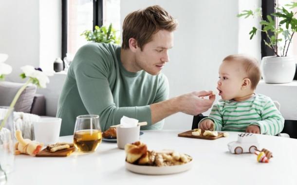 Väter wollen mehr Zeit mit dem Nachwuchs