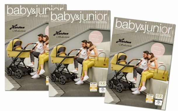 Zweite baby&junior 2021 als E-Paper