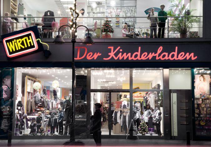 ab Geschäft Wirth, Mainz Außenansicht