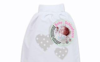 Baby-Schlupfsäckchen babybay