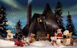 Weihnachten_Steiff
