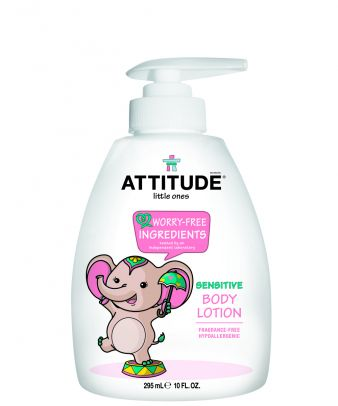 Attitude little ones_Bodylotion parfuemfrei_295ml