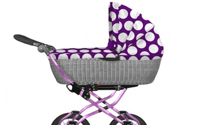 Der individuell konfigurierte AngelCab-Kinderwagen kann weltweit an den Kunden geliefert werden. Auch eigene Designs sind möglich.