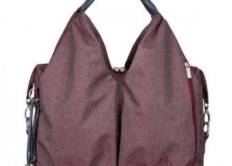 Durch Zugabe von Colorchips erhält die Tasche ihre Farbe, noch bevor die Fasern zu Garn versponnen und zu Stoff gewebt werden.