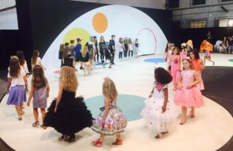 Kid's Fashion Show
