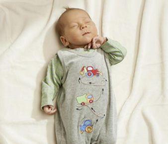 Nicht aus der Ruhe bringen lassen: Mit Schnizler-Babymode geht es weiter!