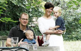 Nicole und Stephan Pröll erfanden Benni's Nest.