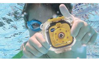 Unterwasseraufnahmen sind nun kinderleicht!