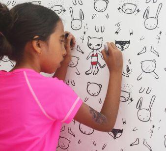 Wee Gallery - Dress Me Wallpaper_web