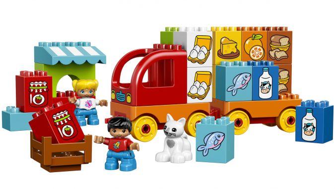 10818_LEGO_DUPLO_Mein erster Lastwagen
