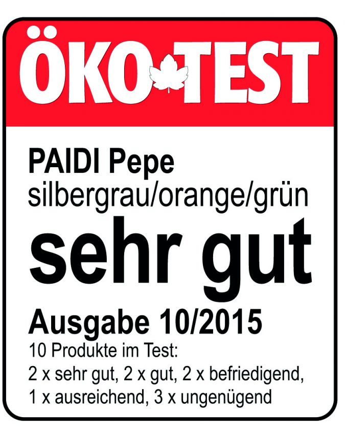 abÖko-Test Label Pepe