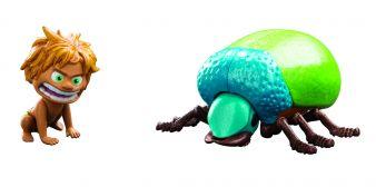 Tomy_Spot und Beetle