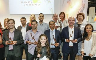 Kind + Jugend Innovation Awards 2014